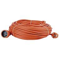 Emos Prodlužovací kabel 40m, oranžový