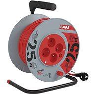 Emos Prodlužovací kabel na bubnu- 4 zásuvky 25m