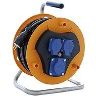 Emos Profi prodlužovací kabel na bubnu - 3 zásuvky, 25m