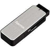 Hama USB 3.0 stříbrná