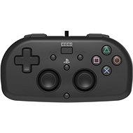 HORI Wired Mini Gamepad černý - PS4