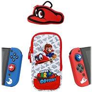 HORI Mario Odyssey Starter Kit - Nintendo Switch