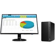 HP 290 G2 Micro Tower + monitor N246v