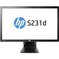 """23"""" HP EliteDisplay S231d s možností napájení notebooku"""