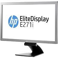 "27"" HP EliteDisplay E271i stříbrný"