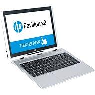 HP Pavilion x2 12-b103nc Natural Silver + dock s klávesnicí