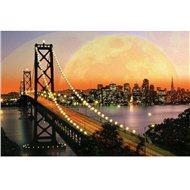Ravensburger San Francisko v noci