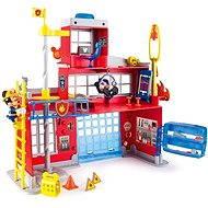 Mickey Mouse hasičská stanice