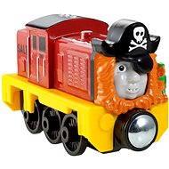 Mattel Mašinka Tomáš - malá kovová mašinka Pirate salty