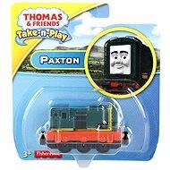 Mattel Mašinka Tomáš - Malá kovová mašinka Paxton