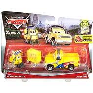 Mattel Cars 2 - Kolekce Jeff a John