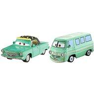 Mattel Cars 2 - Kolekce Rusty a Dusty
