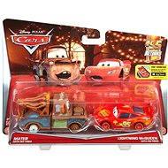 Mattel Cars 2 - Kolekce Burák a McQueen