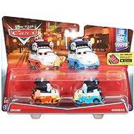 Mattel Cars 2 - Kolekce Okuni a Shigeko