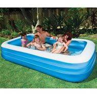Intex Rodinný bazén - modrý