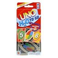 UNO H2O - plastové karty