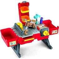 Mattel Fisher Price - Mannyho přenosný opravářský stůl