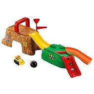 Fisher-Price - Wheelies přenosná hrací sada
