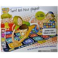 Hrací podložka - Twist