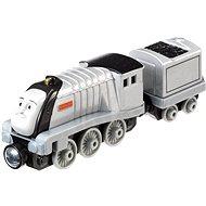 Mattel Fisher Price - kovové mašinky Spencer