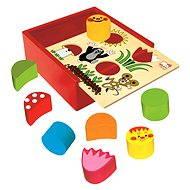 Krabička s tvary - Krteček