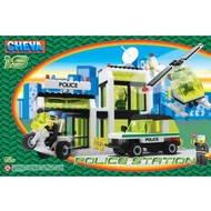 Cheva - 19 Policejní stanice
