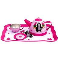 Bino Dětský čajový set - Krteček
