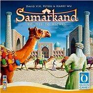 Samarkand: Cesty k bohatství