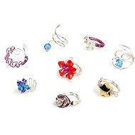 My style - Drátěné prstýnky