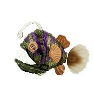 Hlubinná roboryba  Mořský ďas zeleno-fialový