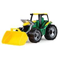 Lena Traktor se lžící zeleno-žlutý