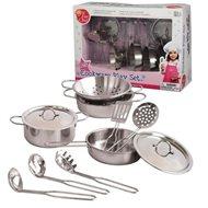 Mac Toys Kovové nádobí