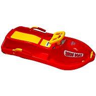 Bob Snow boat červené