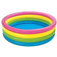 Intex Bazén čtyřkruhový