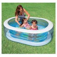 Intex Bazén transparentní