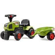 Traktor Class s valníkem