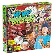 HipHop tetování pro kluky