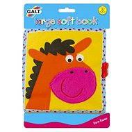 GALT Dětská knížka - Hlavy zvířátek