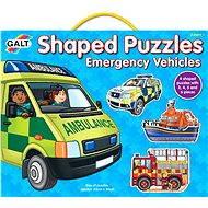 GALT Puzzle pro nejmenší – Záchrané vozy