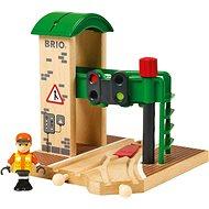 Brio - Signální stanice s výhybkou