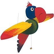 Woody Velký létací papoušek