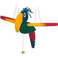 Woody Malý létací papoušek