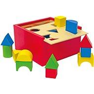 Woody Krabička na procvičování tvarů