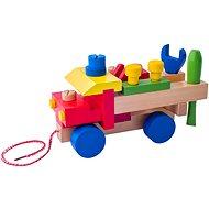 Woody Montážní auto