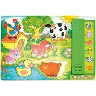 Woody Muzikální puzzle - Zvířátka