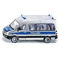 Siku Super - Policejní minibus Mercedes