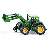 Siku Farmer - Traktor John Deere s čelním nakladačem