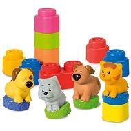 Clementoni Clemmy - Zvířátka