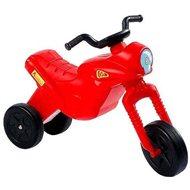 Motorka Enduro - červená