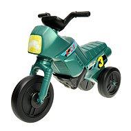 Motorka Enduro - zelená